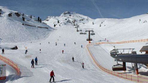 Lech, Austria - Weather to ski - Snow report, 15 March 2016