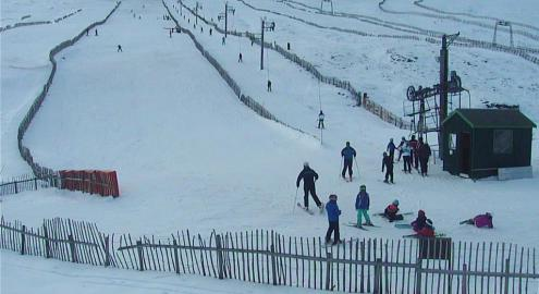 Glencoe, Scotland - Weather to ski - Snow report, 15 March 2016