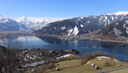 Zell-am-See, Austria - Weather to ski - Today in the Alps, 16 March 2016