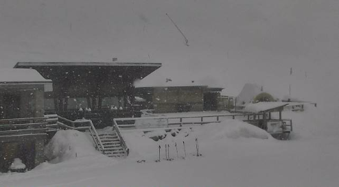 Prato Nevoso, Italy - Weather to ski - Today in the Alps, 16 March 2016