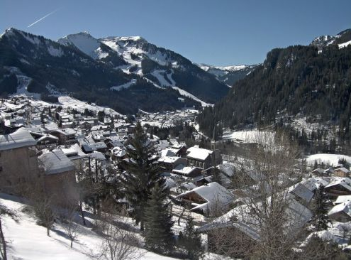 Châtel, France – Weather to ski – Snow report, 14 February 2019