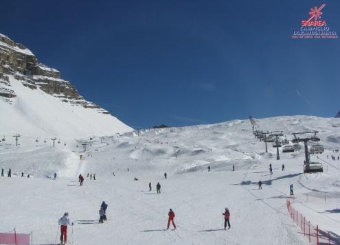 Prato Nevoso, Italy - Weather to ski - Snow report, 17 March 2016