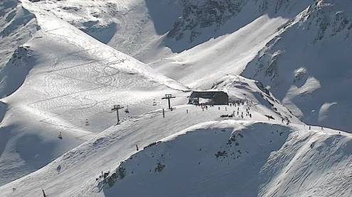 Peyragudes, France – Weather to ski – Snow report, 14 February 2019