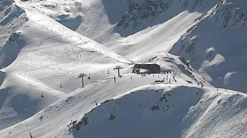 Peyragudes, France – Weather to ski – Snow report, 14 February 2019