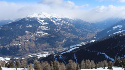 Rangersdorf, Austria - Weather to ski - Today in the Alps, 24 March 2016