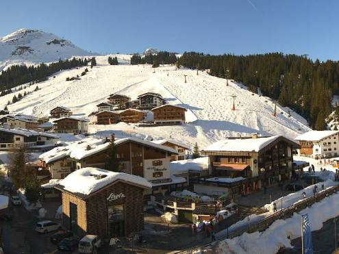 Lech, Austria – Weather to ski – Snow report, 28 February 2019