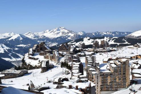 Avoriaz, France – Weather to ski – Snow report, 28 February 2019