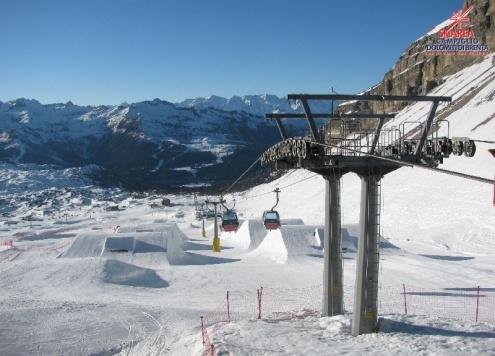 Madonna di Campiglio, Italy – Weather to ski – Snow report, 28 February 2019