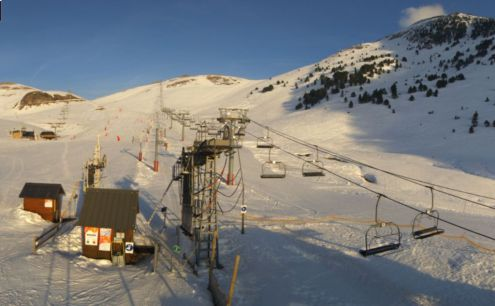 Saint Lary, France – Weather to ski – Snow report, 28 February 2019