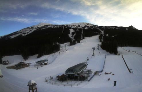 Arapahoe Basin, Colorado, USA - Weather to ski - Snow report, 24 March 2016