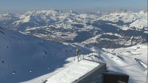 Bürchen, Switzerland - Weather to ski - Snow report, 24 March 2016