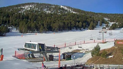 Piau Engaly, France - Weather to ski - Snow report, 31 March 2016