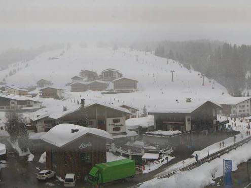 Zell-am-See, Austria - Weather to ski - Snow report, 7 April 2016