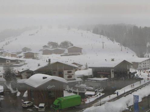 Lech, Austria – Weather to ski – Snow report, 14 March 2019