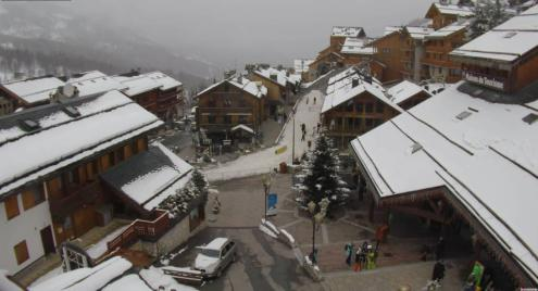 Méribel, France – Weather to ski – Snow report, 14 March 2019