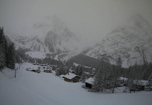 La Fouly, Switzerland – Weather to ski – Snow report, 14 March 2019