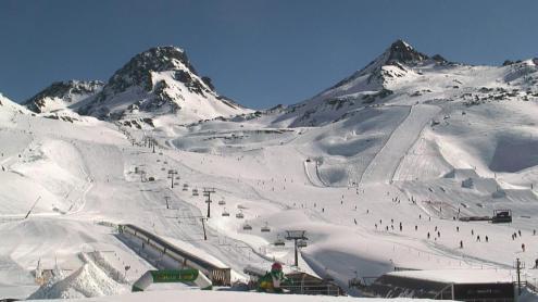 Ischgl, Austria - Weather to ski - Snow report, 14 April 2016
