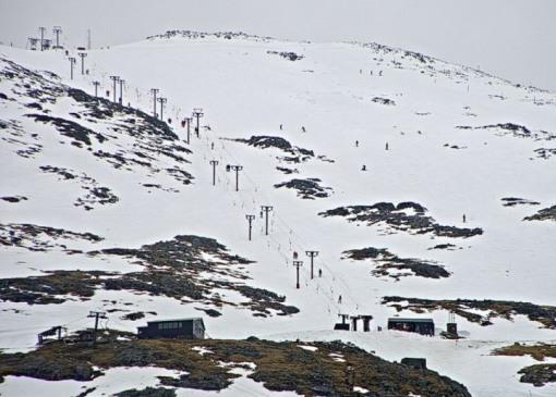 Glencoe, Scotland - Weather to ski - Snow report, 14 April 2016