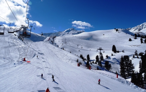 Arc 1950/2000, France - Weather to ski - Our blog: How good is Les Arcs' snow record?