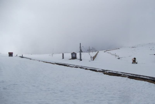 Sera da Estrela, Portugal - Weather to ski - Snow news, 15 May 2016