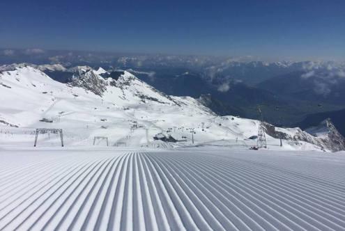 Kitzsteinhorn glacier, Austria - Weather to ski - Our Blog: Where to ski in the Alps in June, 2019