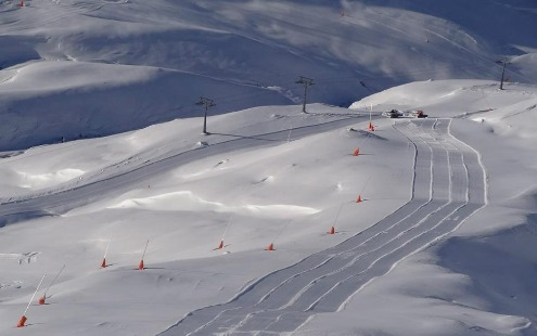 Ischgl, Austria - Weather to ski - Complete guide to early season snow conditions in the Alps