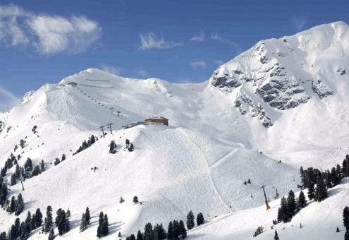 Obertauern, Austria - Weather to ski - Complete guide to early season snow conditions in the Alps