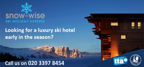Snow-Wise - Luxury early season ski holidays
