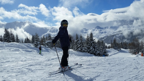 Les Arcs, France - Weather to ski - Who got the most snow in the Alps in 2015-16?