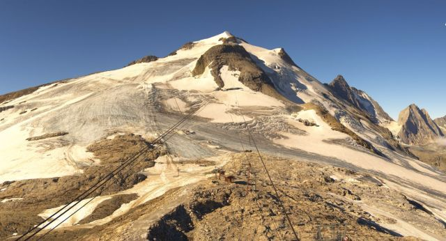 Tignes, France - Weather to ski - Snow news, 6 September 2016
