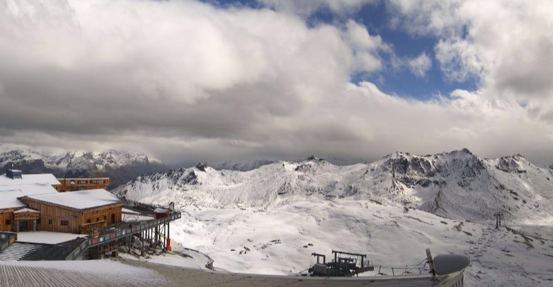 Tignes, France - Weather to ski - Snow news, 15 September 2016