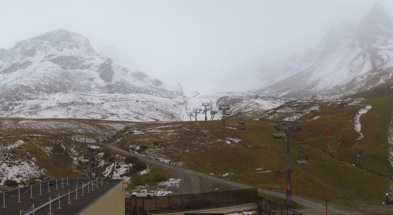 Tignes, France – Weather to ski – Today in the Alps, 17 October 2016