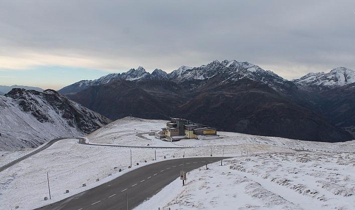 Berggasthof Wallackhaus, Heiligenblut, Austria – Weather to ski – Today in the Alps, 4 November 2016