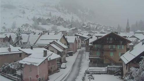 Abries, France – Weather to ski – Today in the Alps, 5 November 2016