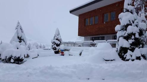 Hintertux, Austria – Weather to ski – Today in the Alps, 7 November 2016