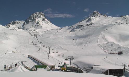 Hintertux, Austria – Weather to ski – Snow report, 7 November 2016
