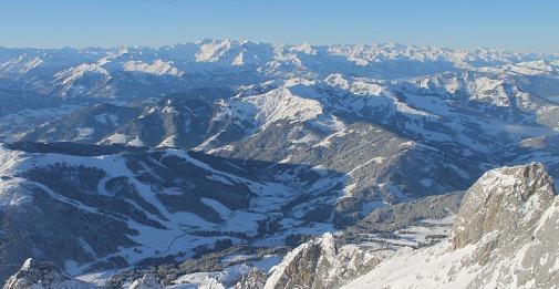 Hochkoenig, Austria – Weather to ski – Today in the Alps, 15 November 2016