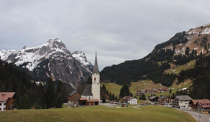 Schröcken, Austria – Weather to ski – Today in the Alps, 22 November 2016