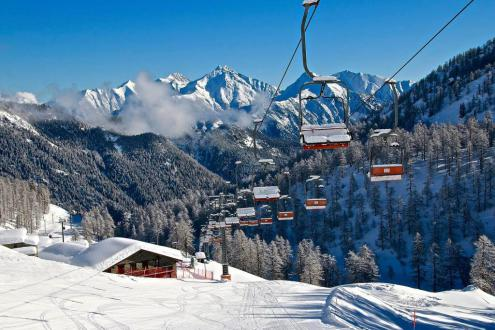 Great snow cover in the Monte Rosa Region, Italy, 3 December 2019 – Weather to ski – Snow report, 3 December 2019