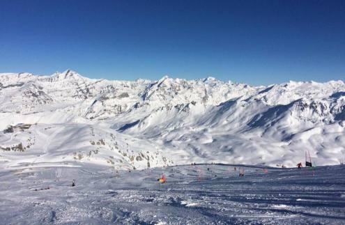 Tignes, France – Weather to ski – Today in the Alps, 29 November 2016