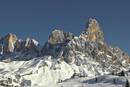 San Martino di Castrozza, Italy – Weather to ski – Snow forecast, 6 December 2019