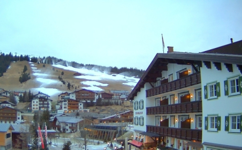 Lech, Austria – Weather to ski – Today in the Alps, 1 December 2016