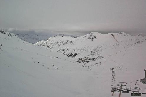 Good snow cover in Astun, Spain, 26 November 2019 – Weather to ski – Snow report, 26 November 2019