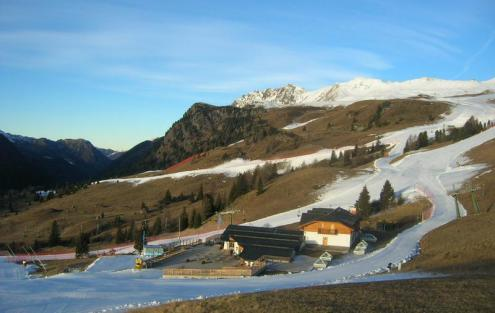 San Pellegrino, Italy – Weather to ski – Today in the Alps, 2 December 2016