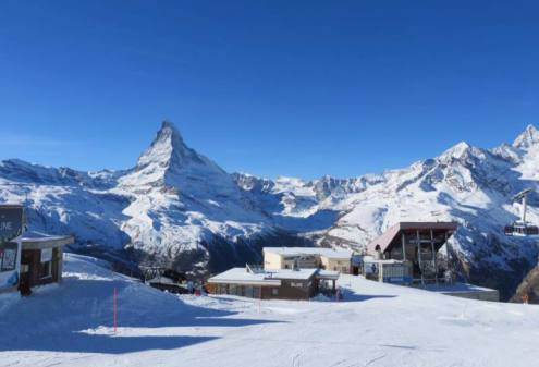 Zermatt, Switzerland – Weather to ski – Today in the Alps, 3 December 2016