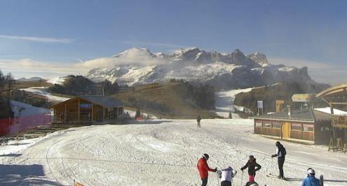 Alta Badia, Italy – Weather to ski – Today in the Alps, 3 December 2016