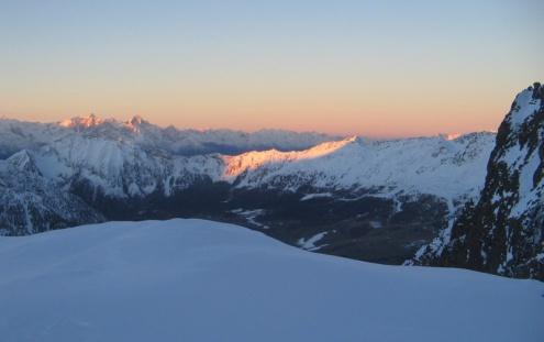 Monterosa Ski, Italy – Weather to ski – Today in the Alps, 6 December 2016