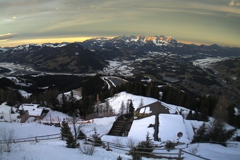 Kitzbühel, Austria – Weather to ski – Snow forecast, 17 December 2019