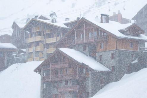 Val Thorens, France – Weather to ski – Snow forecast, 20 December 2019