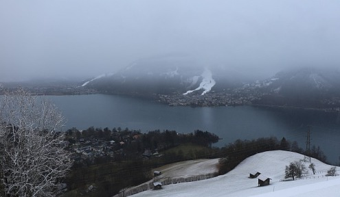 Zell-am-See, Austria – Weather to ski – Today in the Alps, 12 December 2016